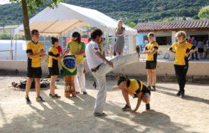Atelier de Capoeira