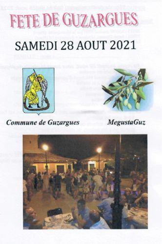 thumbnail of Fête de Guzargues 2021