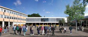 Lycée Frédéric Bazille